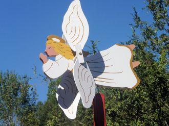 Angel Whirligig