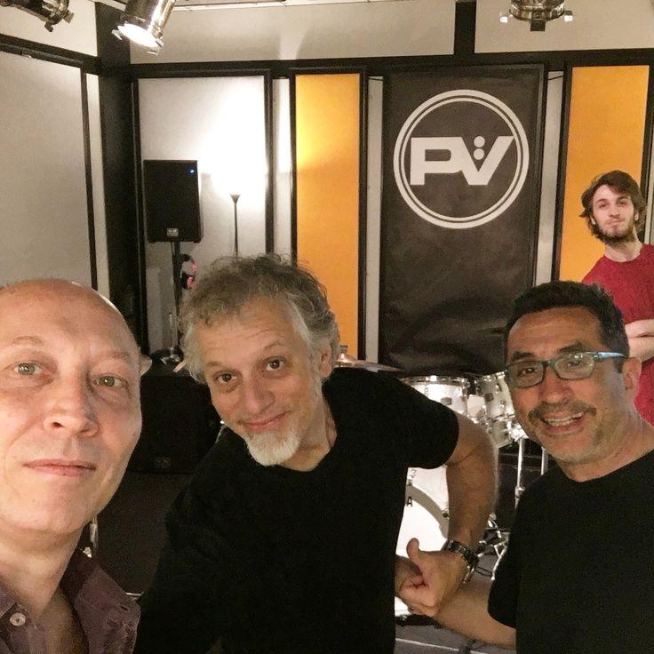 Dave Weckl @percussionvillage 01/07/2016