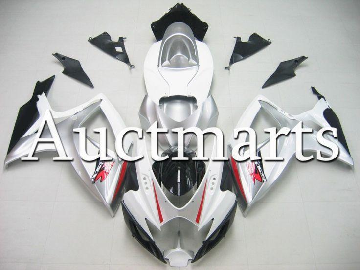 Fit for Suzuki GSX-R 600 2006 2007 ABS Plastic motorcycle Fairing Kit Bodywork GSXR600 06 07 GSXR 600 GSX R600  CB74 #Affiliate