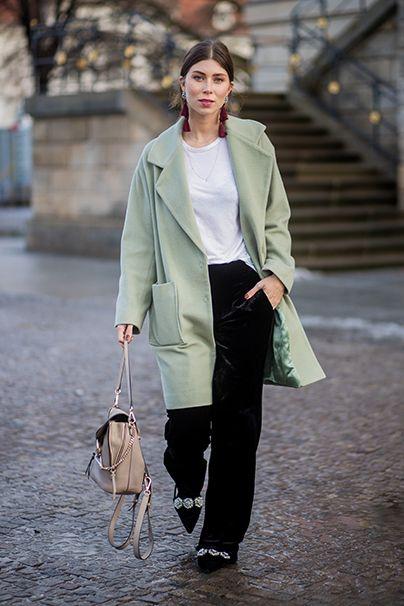 Mantel berlin style