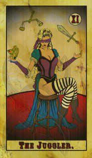 Sideshow Tarot
