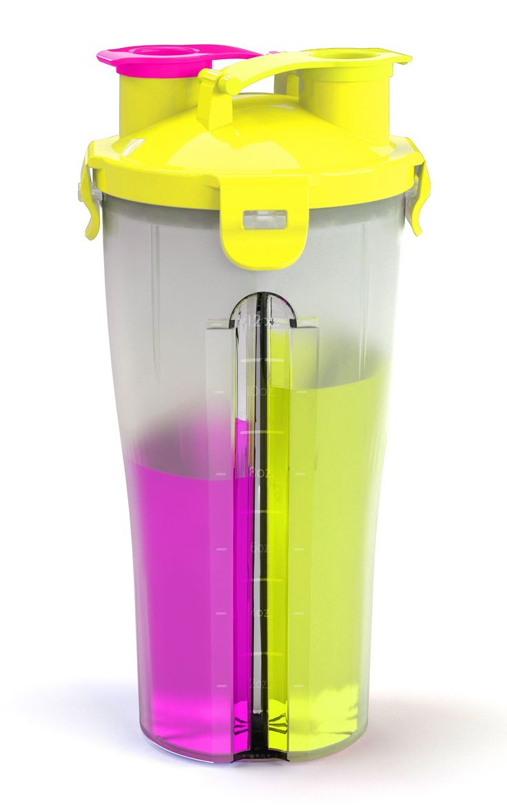 Hydracup Yellow shaker bottle $16.93