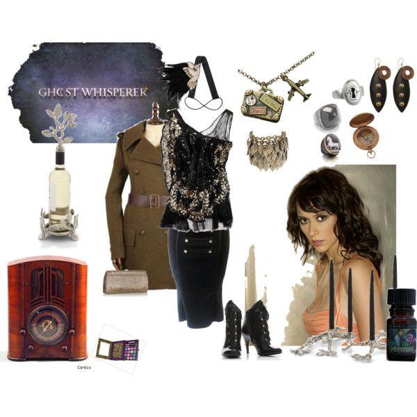 132 best Ghost whisperer ( Melindas Wardrobe) images on ...