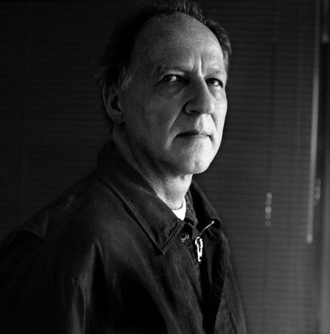 Werner Herzog (1942) - German film director, producer, screenwriter, actor, opera director. Photo Paris 1999 by Christophe d'Yvoire