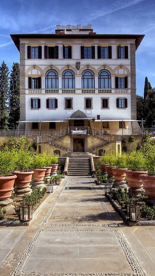 Hotel Il Salviatino Florence Italy Alidifirenzefr