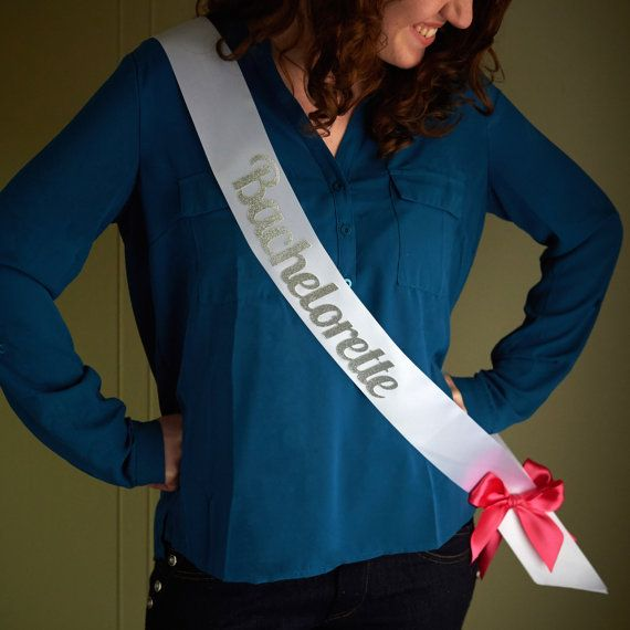 Bachelorette Party Ideas Kansas City: Best 25+ Bachelorette Sash Ideas On Pinterest