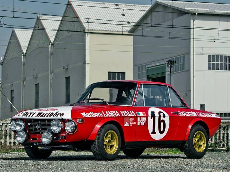 Jak Wam się podoba Fulvia Coupe z roku 1970?