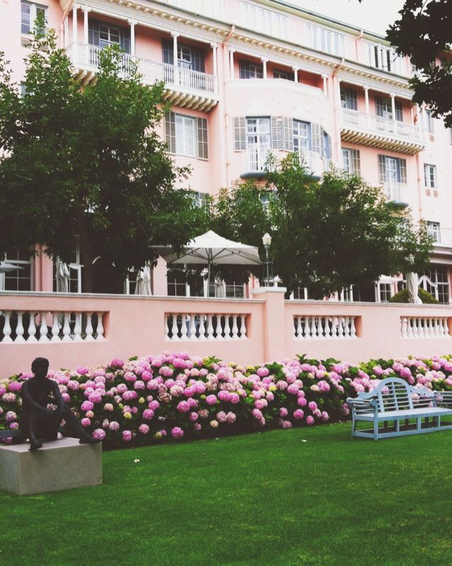 The Mount Nelson Hotel, Capetown South Africa