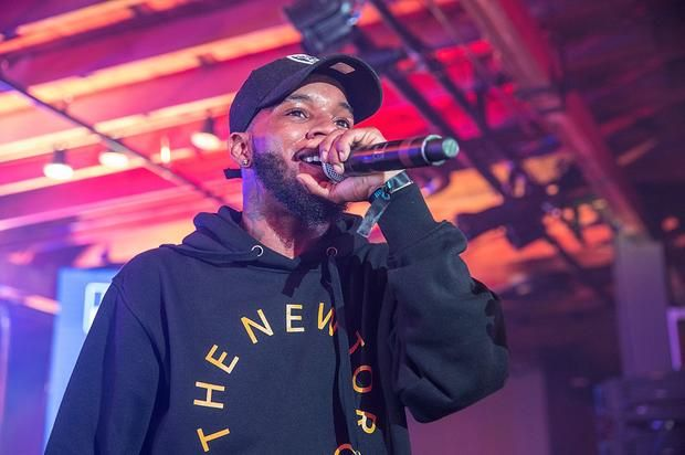 Tory Lanez Shares Adorable Clip Of His New Son