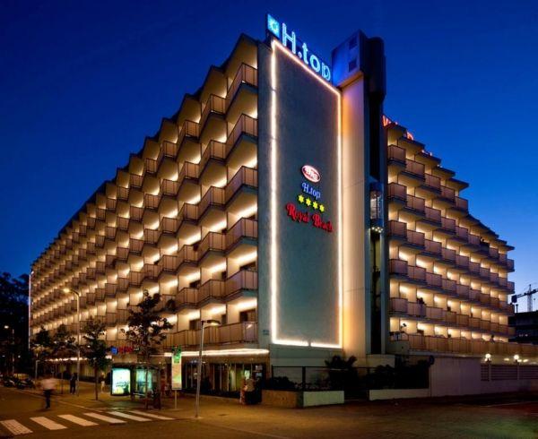 Hotel H-TOP Royal Beach **** | Akciós nyaralások - Online akciós utazások, azonos áron, mint az utazásszervezőnél!