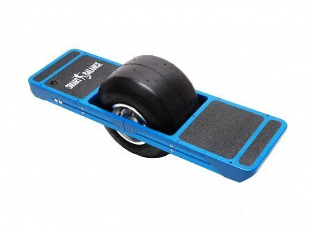 Skateboard Electric Big Wheel » E.T. Shop
