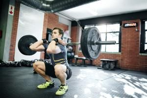 Rating The 6 Best Types of Home Gym Flooring: Virgin Rubber Floor Tiles http://whymattress.com/the-ultimate-yoga-guide/