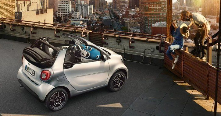 Best City Car #smart #city #beyoung #cabrio