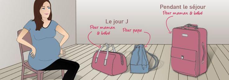 valise maternite