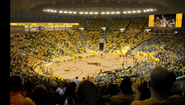Best Small College Basketball Arenas | LARAMIE – A ...