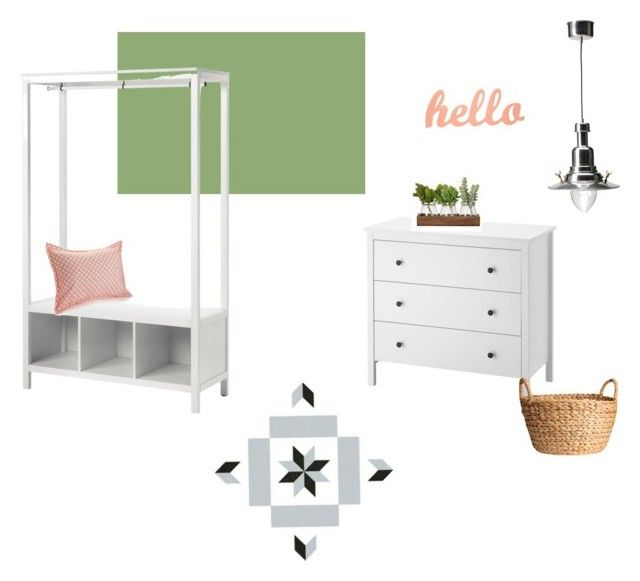 przedsionek by aleksandra-hamrol on Polyvore featuring interior, interiors, interior design, dom, home decor, interior decorating, Jonathan Adler, entryway and przedsionek