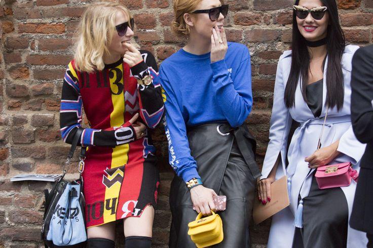 Dolce Vita: Milan Fashion Week Street Style 2017