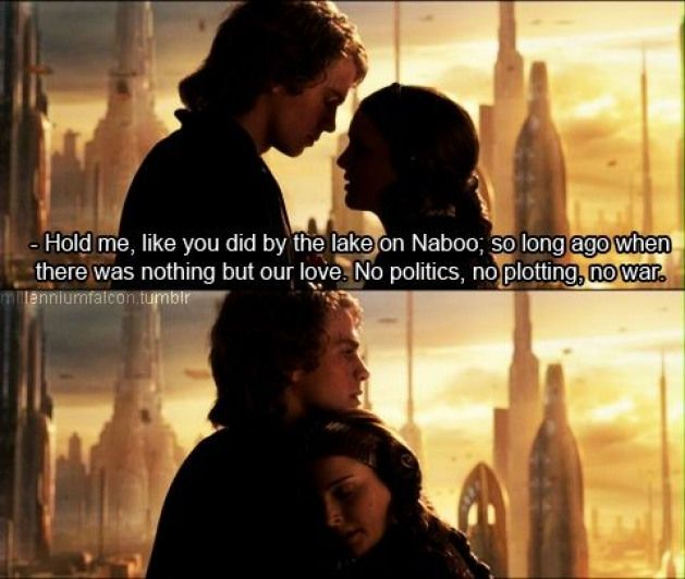Revenge Of The Sith Anakin And Padme The Most Tragic Love