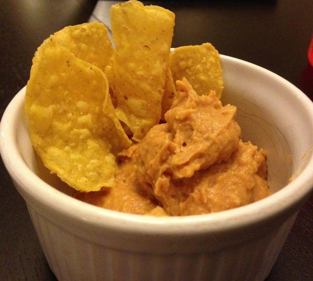 Chipotle White Bean Dip | No oil vegan | Pinterest