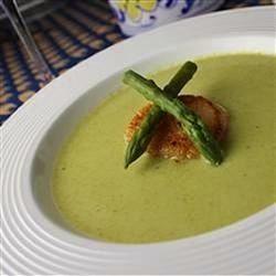 Cream of Fresh Asparagus Soup II - Allrecipes.com