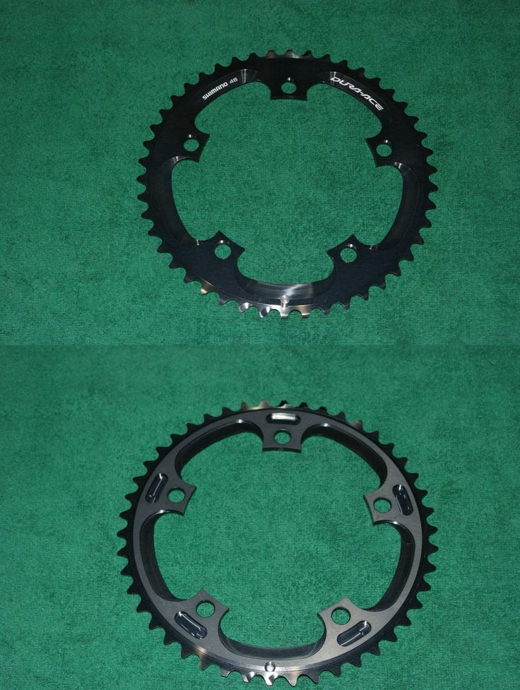 Chainrings and BMX Sprockets 177811: Shimano Da Dura-Ace 7900 46T Chainring New -> BUY IT NOW ONLY: $71 on eBay!