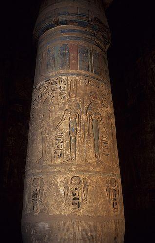 aboutegypt:   (by danny_e)  Egyptian Column