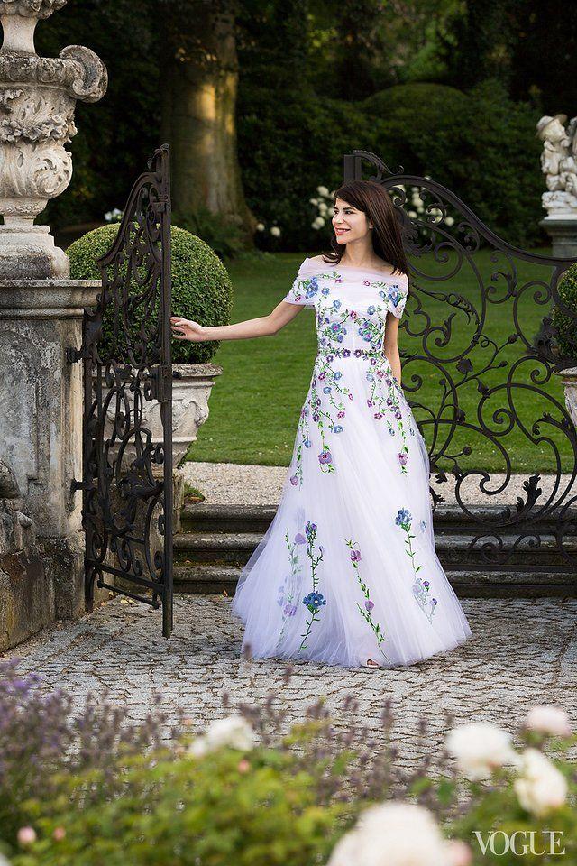 Caroline Sieber Wedding – Photos – Vogue - Vogue