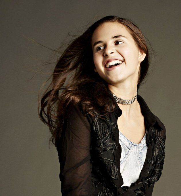 Carly Rose Sonenclar (Xfactor contestant) Hopefully the Winer