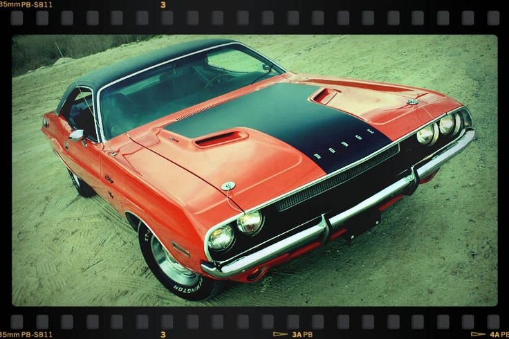 1970 Dodge Challenger RT FOR SALE