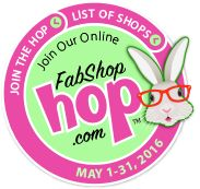 May FabShop Hop!