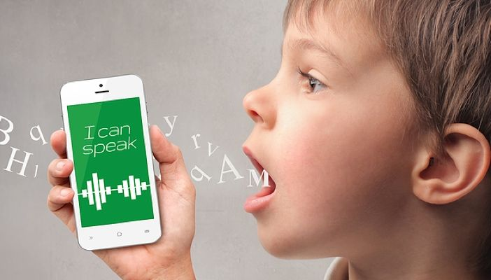 Talkitt translates unintelligible speech from any language into understandable speech through smart phones, tablets or computers. Works for people with speech disorders or diseases or syndromes that affect speech.