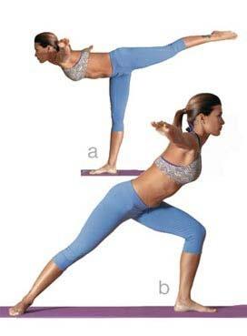 Veja o treino de ioga de Madonna