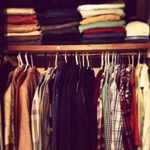 Being organized is all a part of being stylish.