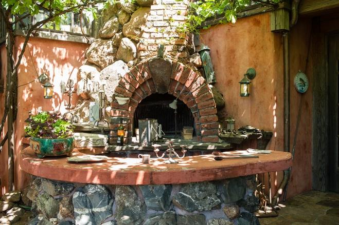 【スライドショー】ナパバレー見晴らす米著名レストランデザイナーの邸宅 - WSJ.com