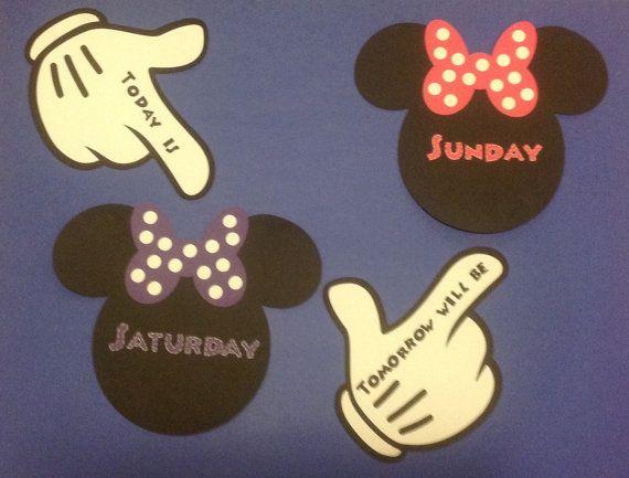 Preschool Kindergarten Classroom Disney Mickey by MsKarensKrafts