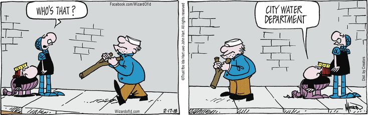Wizard of Id by Parker and Hart for Feb 17, 2018 | Read Comic Strips at GoComics.com