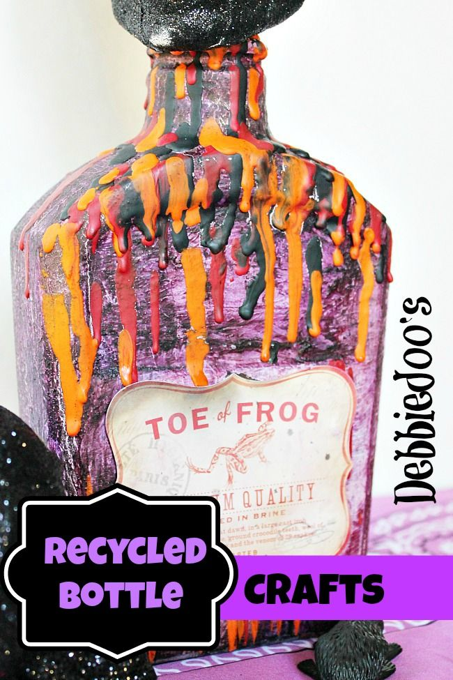 #recycled bottle crafts
