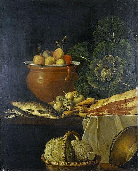 Johann  Friedrich Grooth Still Life Mid-18th century