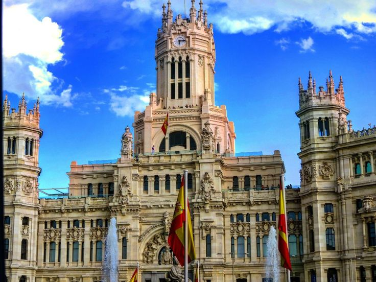 Majestic Madrid Attractions – Travel With Me 24 X 7