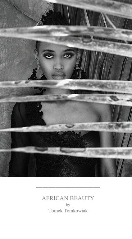 African beauty - Fotografia