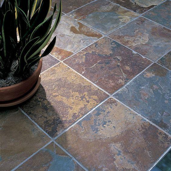 17 mejores ideas sobre suelos de pizarra en pinterest - Como limpiar las baldosas de la cocina ...