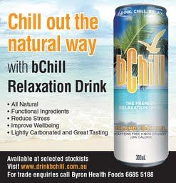 BChill - chill out the natural way
