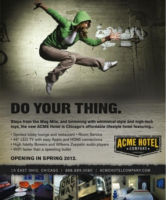 Acme Hotel - Chicago, IL