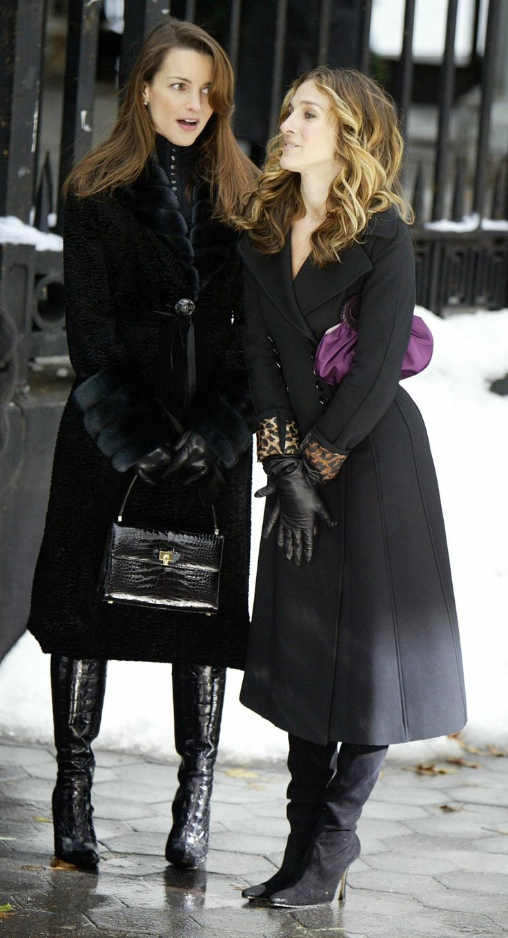 Ladies leather gloves australia - One Of My Favorite Shows Sex The City Features Beautiful Clothing And High Fashion