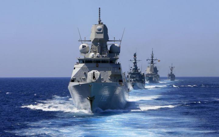 В Черное море вошли корабли НАТО
