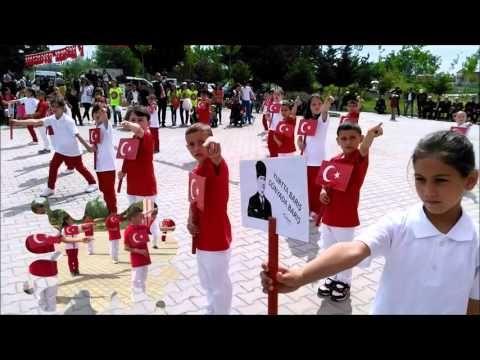 """23 Nisan 2016 """"Dünya Çocuk Bayramı"""" Gösterisi - YouTube"""
