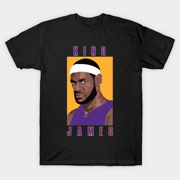 4bc005849bfe mens t-shirt basketball jersey Inspired by LeBron James NBA LA Lakers  Basketball jersey t-shirt NBA 2018- The Los Angeles Lakers are an American  ...