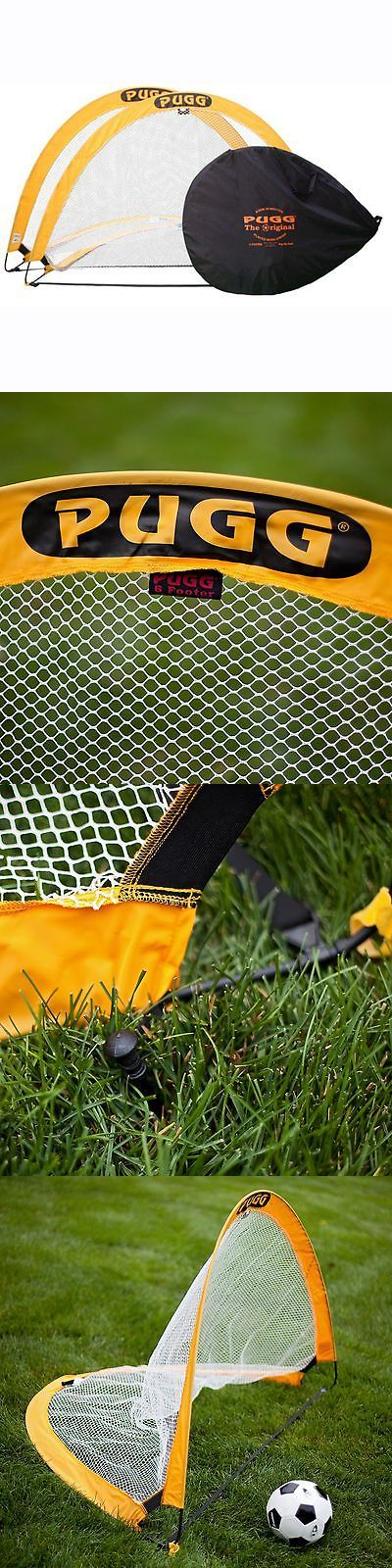 Goals and Nets 159180: 6 Ft. Pugg Soccer Goals, Pair Of Goals -> BUY IT NOW ONLY: $87.95 on eBay!