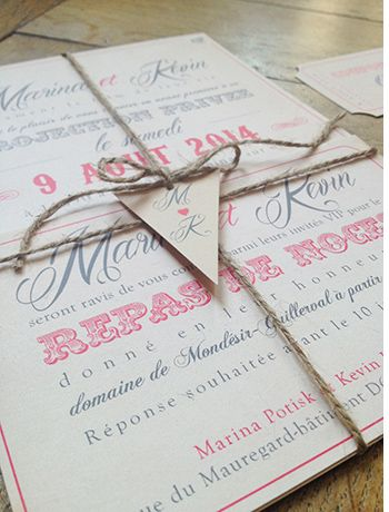 faire-part-mariage-affiche-cinema-corail-kraft-retro-vintage
