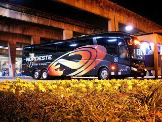 Caiobá Bus: Expresso Nordeste